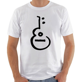 Camisa Camiseta Legião Urbana Mpb Violão - Promoção