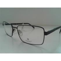 Armação Oculos Grau Bulget Bv1387 02l 55