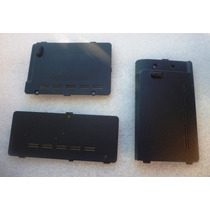 Tampas Do Hd + Memorias Notebook Toshiba L450 L455 A350 A355