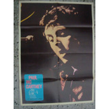 Paul Mc Cartney Mi Vida Para Vos Poster 60x80 Ex Beatles
