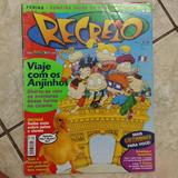 Revista Recreio 70 12/7/2001 Viaje Com Os Anjinhos