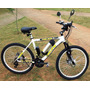 Bicicleta Elétrica Modelo Hupi 350w 36v Bat. Lithium 13.6ah