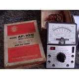 Multímetro Hioki Af105-japao -ano 68 N.f Aceito Proposta