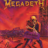 Cd Megadeth - Peace Sells...but Whos Buying? - Bonus Tracks