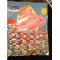 Peppa Pig 30 Minipines Artículos De Fiesta