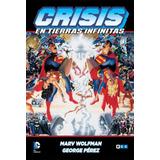 Comic Crisis En Tierras Infinitas Dc Comics Ecc