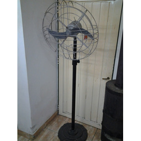 Ventilador De Pie Industrial De 70cm
