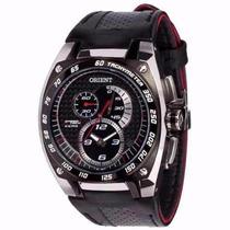 Relógio Orient Masculino Speedtech Kers Mbscc021 Safira