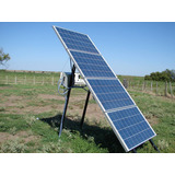 Kit Energía Paneles Solares P/ Heladera Iluminacion Tv 4d150