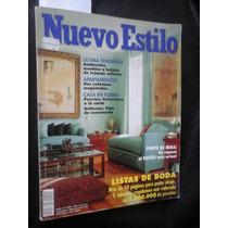 Revista Nuevo Estilo Tendencia Oriental