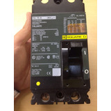 Interruptor Termomagnetico Tipo Fal 2 Polos 70 Amp Square D
