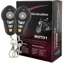 Alarma De Presencia Moto Audiobahn Anti Robo Seguridad