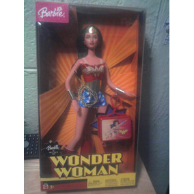 Barbie Dc Comics Mujer Maravilla Mattel Princesas Del Mundo
