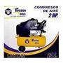 Compresor Aire De 24 Litros 2hp Tucson Tools
