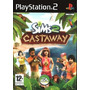 Jogo Patch Play2 The Sims 2 Castaway - Sims Naufrago Ps 2