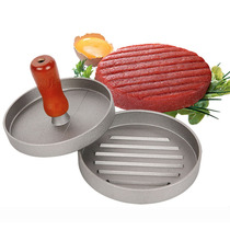 Prensa Plancha De Aluminio Para Carne De Hamburguesas H3091