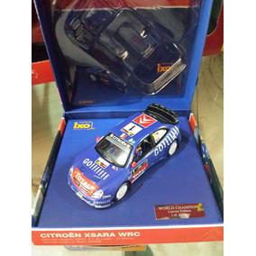 Rally Ed. Limitada Citroen Xsara, Trae A Los 2 Conductores.