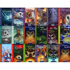 Coleção - A Lenda Dos Guardiões 17 Livros