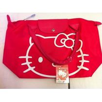 Bolsa De Hello Kitty Con Asas Rosas Padrisimos Modelos
