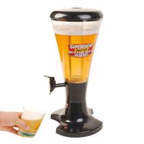 Dispensador Cerveza Bebidas 3 Litros, Luz