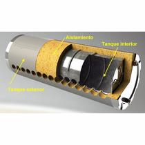 Calentador Solar 215 Litros (18 Tubos) Acero Inoxidable