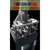 Punzonadora M3 Modena Pf. Batiente Aluminio Industrial