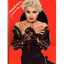 Madonna - Best Of Rock - Tablatura Partitura Libro