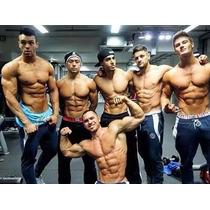 Pans Hombres A La Moda Baggy Goldns Gym