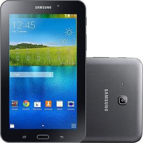 Tablet Samsung T113 Tab 3 7.0 Preto Lacrado Nacional