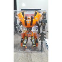 Boneco Transformers Autobots Robo Bumblebee Pronta Entrega.