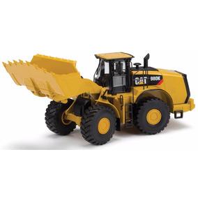 1:50 Cat Cargador Payloader 980k Caterpillar Esc 1:50 Ped296