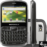 Motorola Defy Pro Xt560 3g 5mp Gps 1ghz+garantia+cartão 8gb
