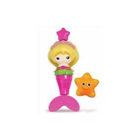 Sereia Colorida Estrela Brinquedo Para Banho Munchkin
