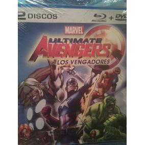 Ultimate Avengers Dvd Y Blu Ray Original Nueva Y Sellado