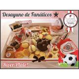 Desayuno Dia Del Niño ! Regalo Sorpresa! River Plate Futbol