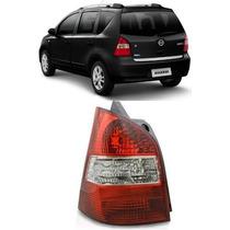 Lanterna Traseira Nissan Livina 2009 2010 2011 2012 Esquerda