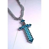 Collar - Espada - Minecraft