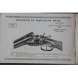 Material Gráfico Sobre Modelos De Armas Largas Y De Puño