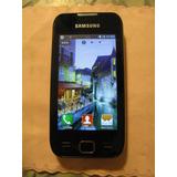 Celular Samsung Gt-s5330 Wave 2 Pro Liberado! Teclado Dual!