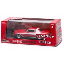 El333 1:43 Ford Gran Torino 76 Starsky And Hutch Greenlight