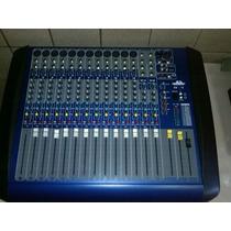 Consola Soundbarrier 16 Canales