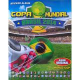 Vendo Album Inedito De Brasil 2014 De Capri-navarrete En Pdf