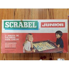 Juegos Mesa Junior Scrabble Para Ninos De 5 A 10 Anos Juego Juegos