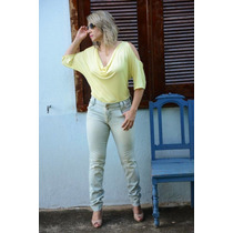 Calça Maria Valentina, Tamanho 40