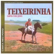 Cd - Teixeirinha - Canta Meu Povo