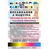 Recarga Cartucho Hp 564 670 60xl 74 96 97 27 28 56 122 662