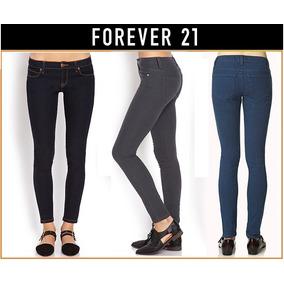 Jeans Forever 21, Originales, Varios Colores