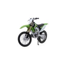 Miniatura De Moto Cross Kawasaki Kx 450f 1:12 Maisto