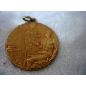 Medalla Centenario 1858-1958 Unione E Benevolenza
