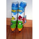 Cartuchera Porta Lápices Angry Birds